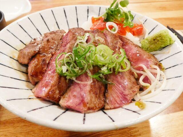 【東海テレビニュースone】厚切りステーキと インディアンズのステーキ丼(2018/11/7)