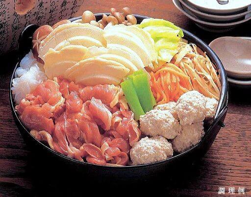 八戸せんべい汁/シャモロックせんべい汁鍋セット