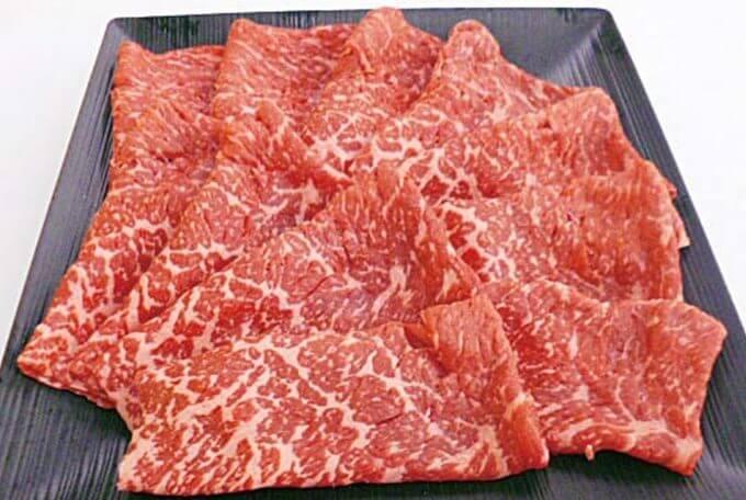 飛騨牛 モモすき焼き用(5等級)通販