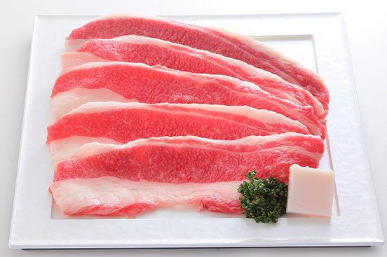 神戸ぐりる工房神戸牛ももすき焼き肉