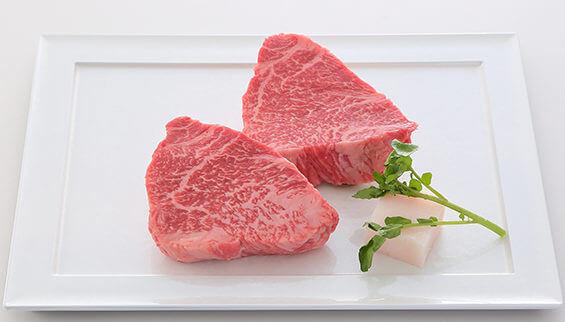 神戸牛専門店「神戸ぐりる工房」ランプステーキ