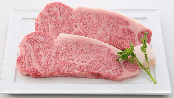 神戸牛専門店「神戸ぐりる工房」サーロインステーキ