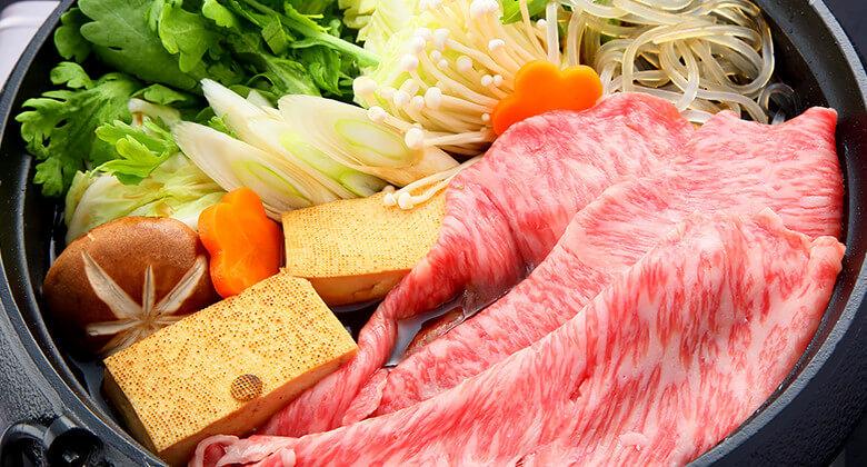 神戸牛A5神戸ぐりる工房すき焼き肉
