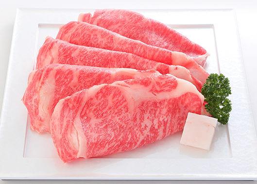 A5神戸牛すき焼き肉リブロース