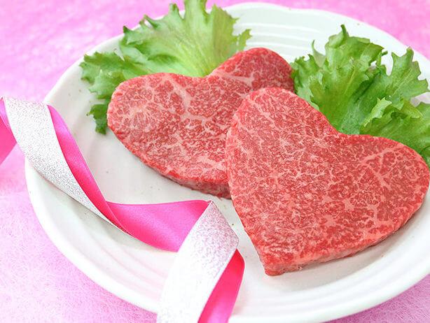 肉贈モモステーキ