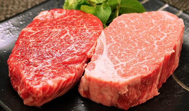 肉贈ランプステーキ