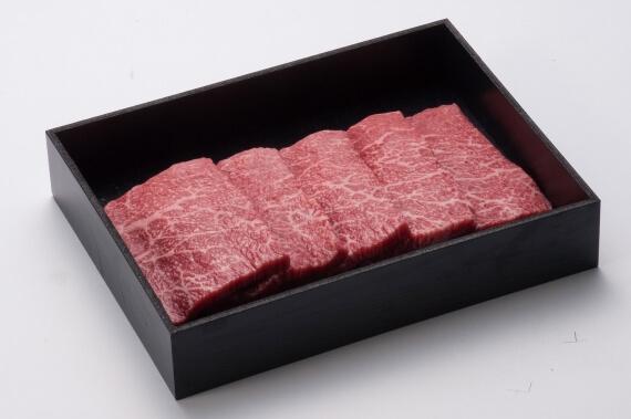 仙台牛赤身ステーキ