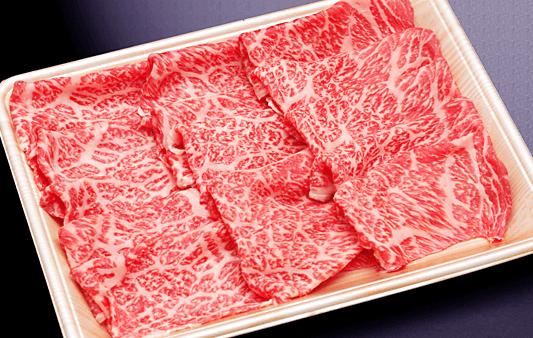 栃木和牛すき焼き通販山久