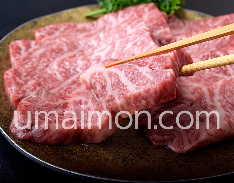黒毛和牛「A5」仙台牛セット500g